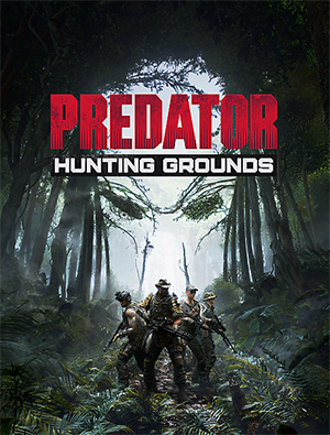 Box art - Predator: Hunting Grounds