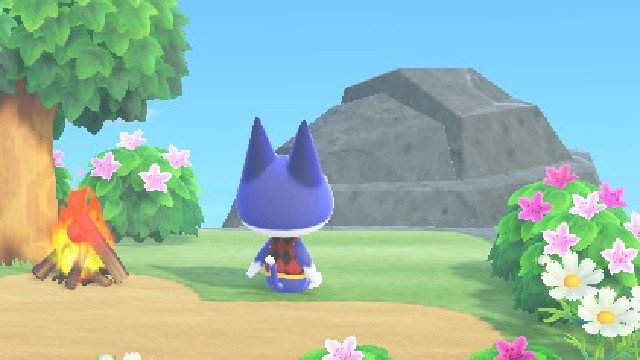 Can Rover be a villager in Animal Crossing: New Horizons?