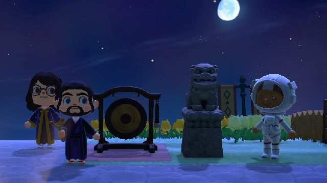 How to trade in Animal Crossing: New Horizons moon