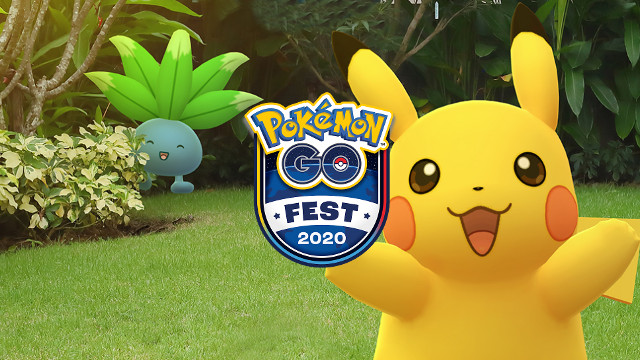 Pokemon GO Fest 2020 is Going Fully Digital This Summer