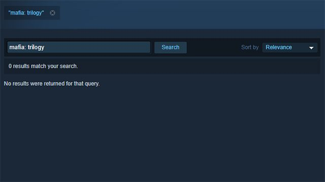 How to get Mafia Trilogy on Steam