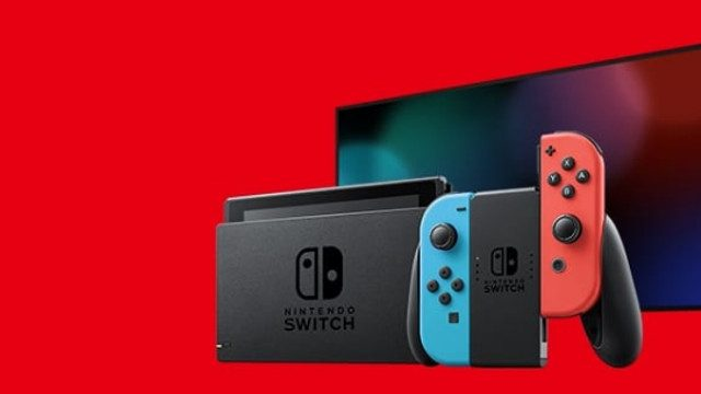 next-gen consoles vs. Nintendo Switch red