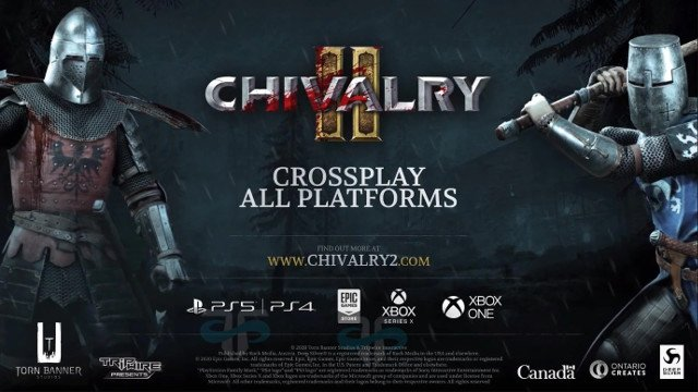Chivalry 2 is getting crossplay with current and next-gen consoles