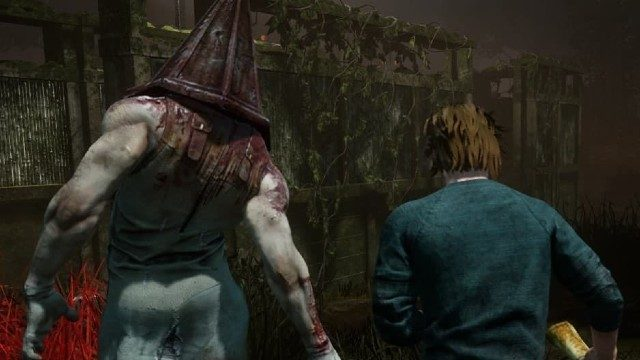 Silent Hill Pyramid Head Thicc