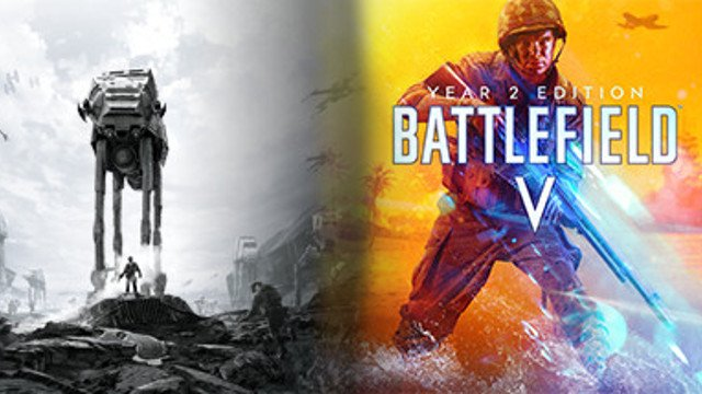 Star Wars and Battlefield Steam releases