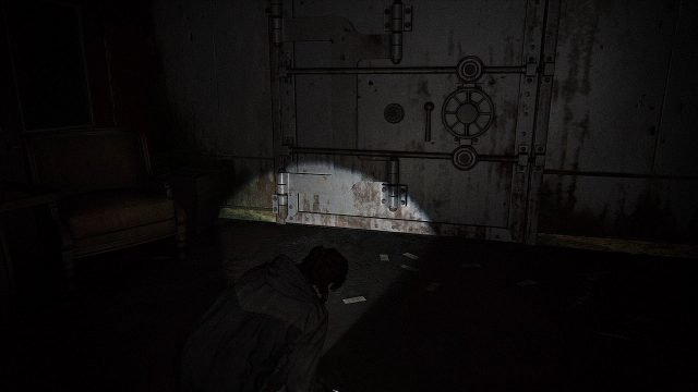 The Last of Us 2 Bank Safe Location