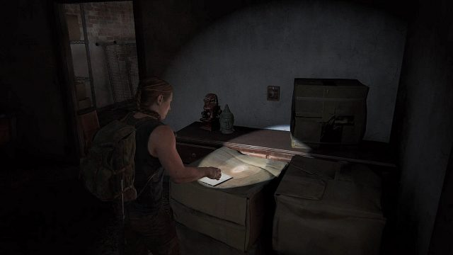 The Last of Us 2 Seattle Day 1 - Abby - Jasmine Bakery Safe Code Location