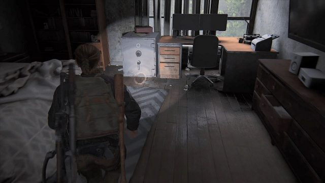 The Last of Us 2 Seattle Day 2 - Abby - Apartment Safe Location