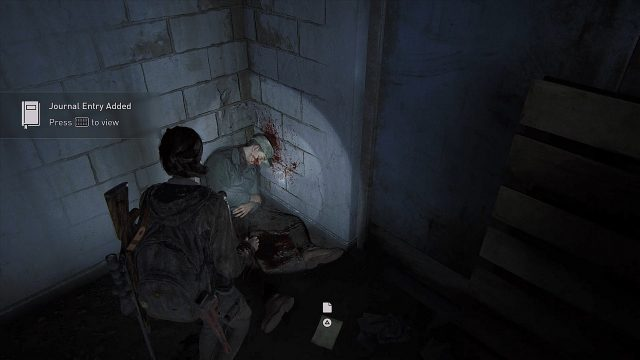 The Last of Us 2 Seattle Day 3 - Ellie - Boat Warehouse Safe Code Location