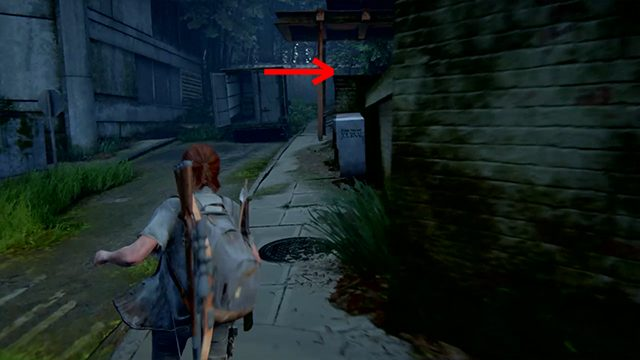 The Last of Us 2 Route 5 Apartment safe code location