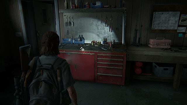 The Last of Us 2 Workbench Locations   Seattle Day 2   Hillcrest