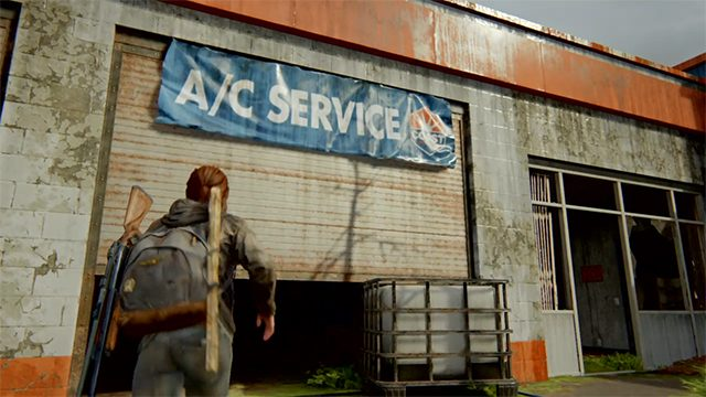 The Last of Us 2Workbench Locations   Seattle Day 1   Capitol Hill