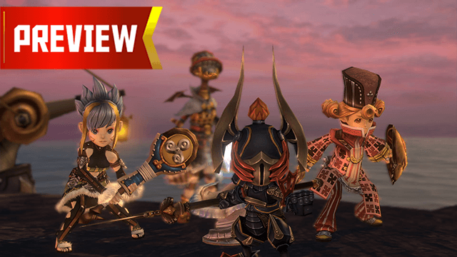 Final Fantasy Crystal Chronicles Remastered Edition Preview