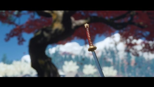 Ghost of Tsushima you lack an item necessary to complete this shrine climb