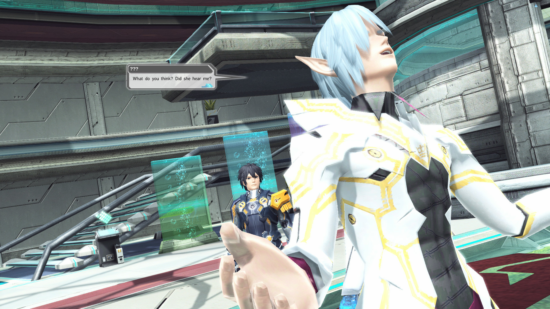 Phantasy Star Online 2 Steam release date laughing