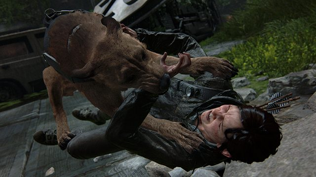 The Last of Us 2 almost let you remove violence against dogs