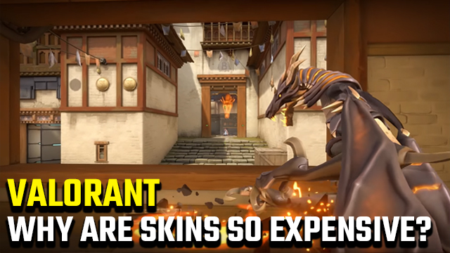 Why are Valorant skins so expensive?
