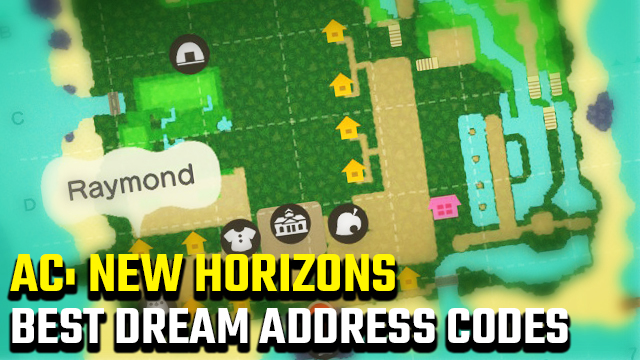 Best Animal Crossing: New Horizons Dream Address Codes List