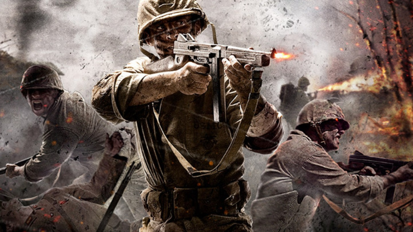 Call of Duty WWII (Activision)