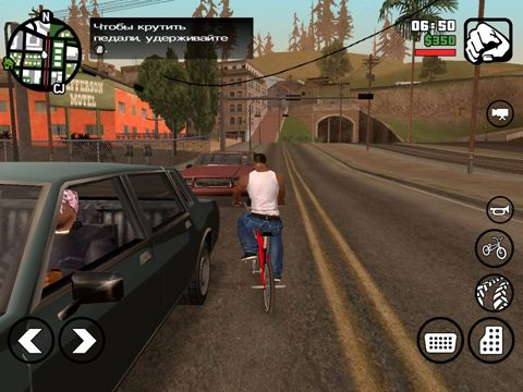 Grand Theft Auto San Andreas Ios Iphone Cheats Gamerevolution