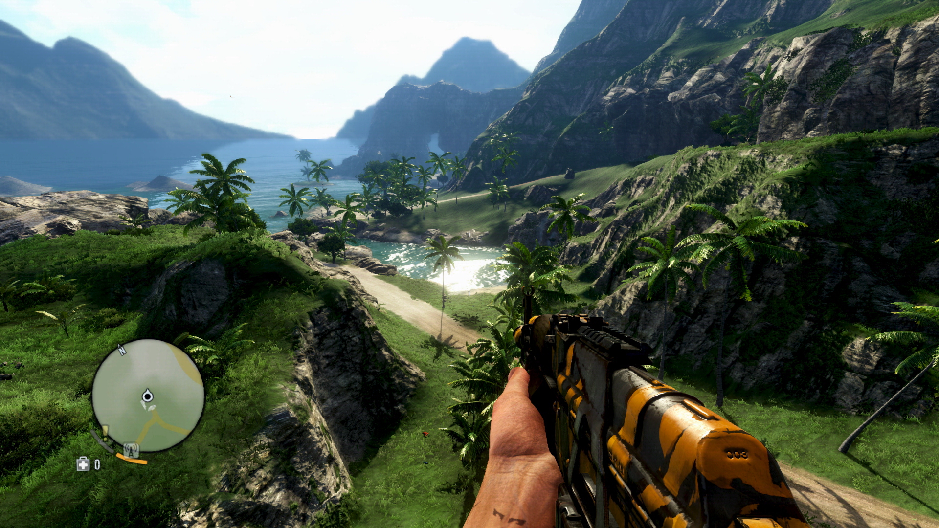 far cry 3 cheats ps3 unlock all weapons
