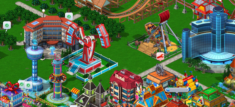 RollerCoaster Tycoon 4 Mobile Android Cheats - GameRevolution