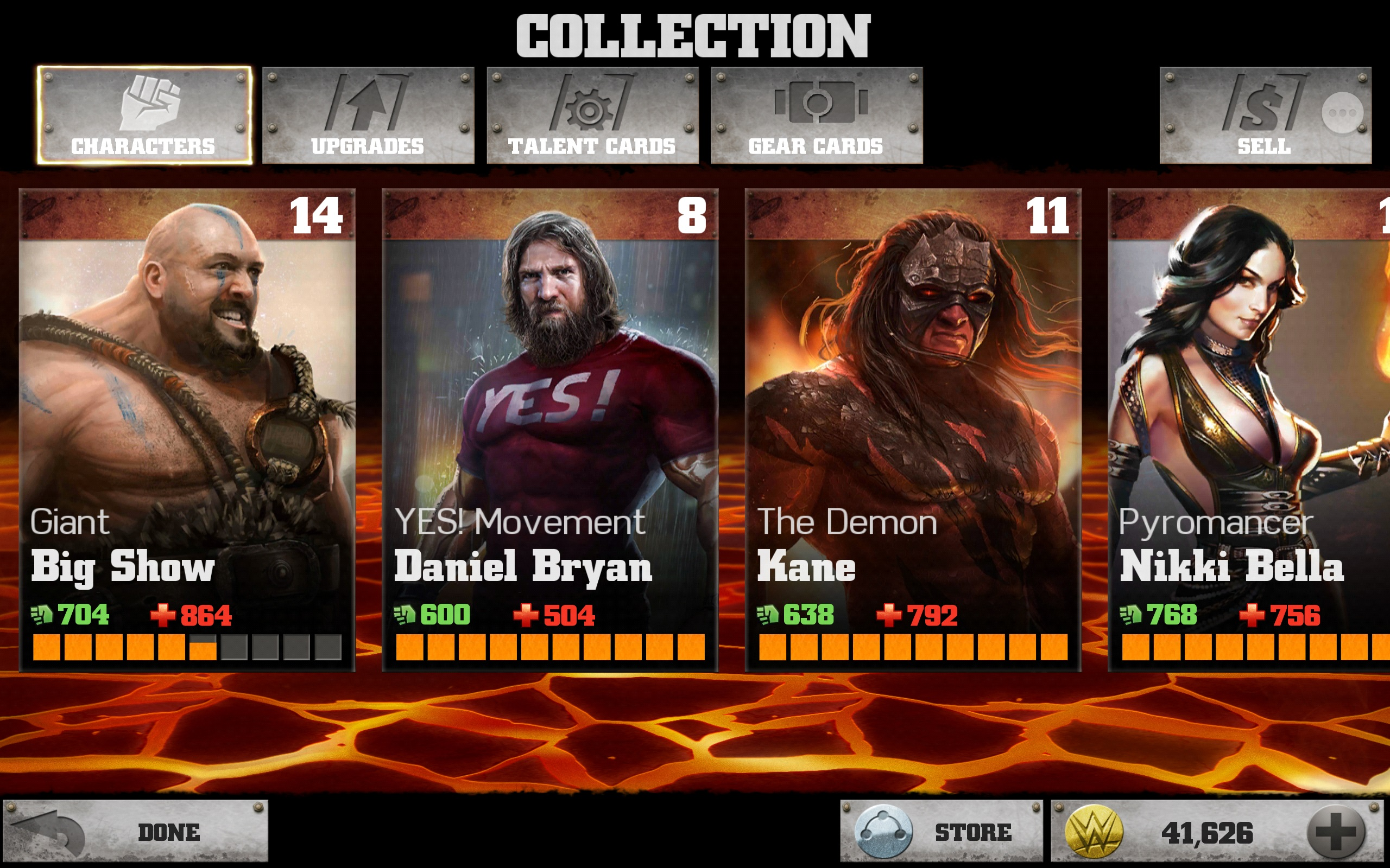 wwe immortals apk download for pc