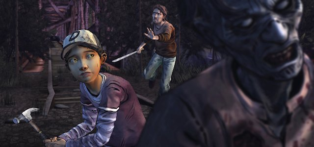 New Walking Dead Screenshot Teases Episode Two
