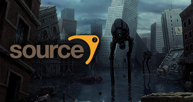 Source 2 Engine Announced