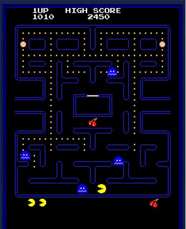 7. Pretty Much Everything (Pac-Man)