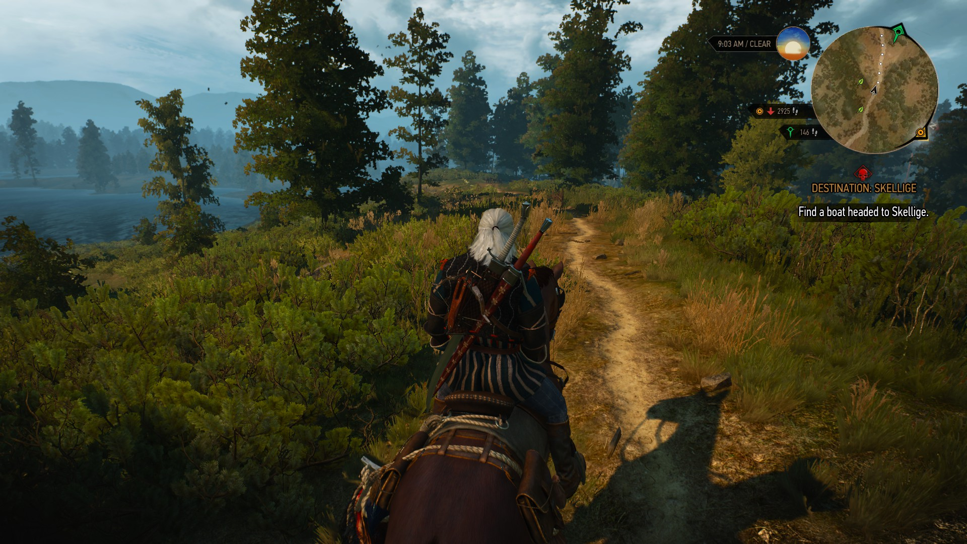The Witcher 3: Wild Hunt PS4 Cheats - GameRevolution