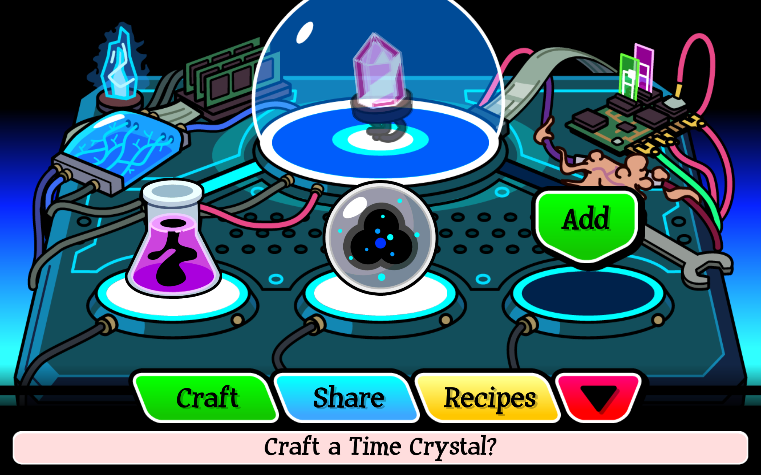 24. Time Crystal