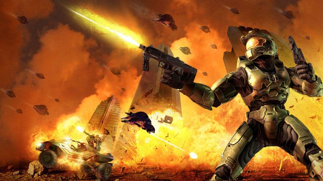 E3 2004: Halo 2 Gets Release Date and a Tattoo