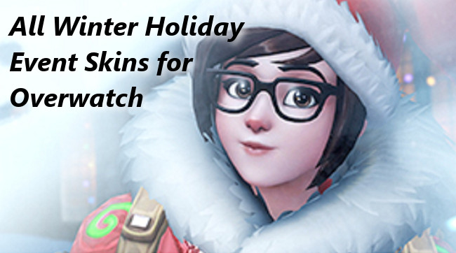 All Overwatch Winter Holiday Event Skins