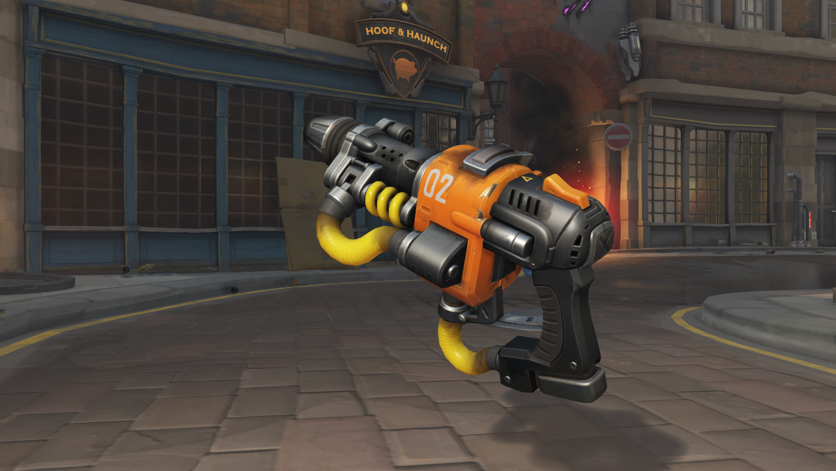 Torbjorn - Ironclad Gun (Legendary)