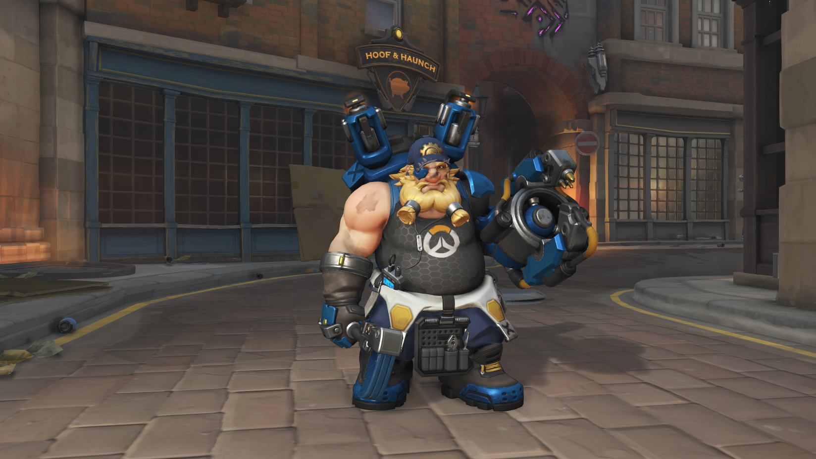 Torbjorn - Chief Engineer Lindholm (Legendary)