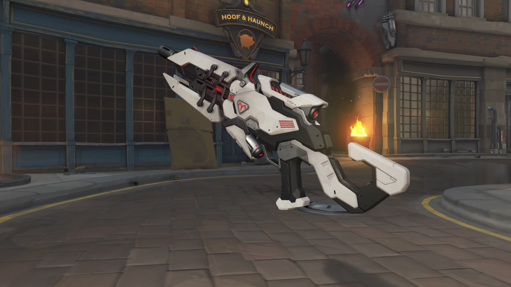 Widowmaker - Talon Weapon (Legendary)