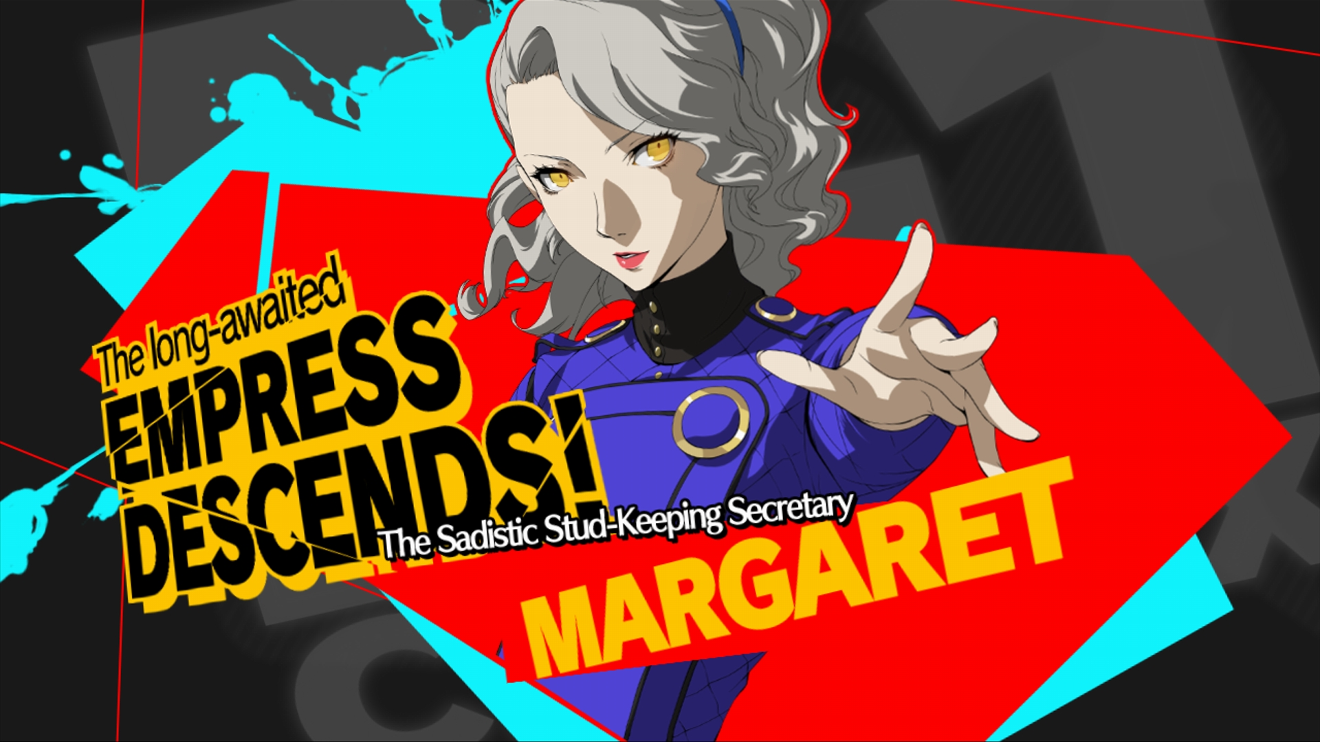 Margaret Confirmed as DLC Character for Persona 4 Arena