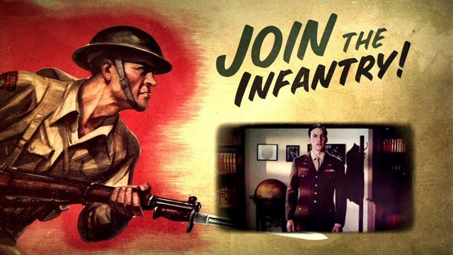 Call of Duty WW2 Infantry Division