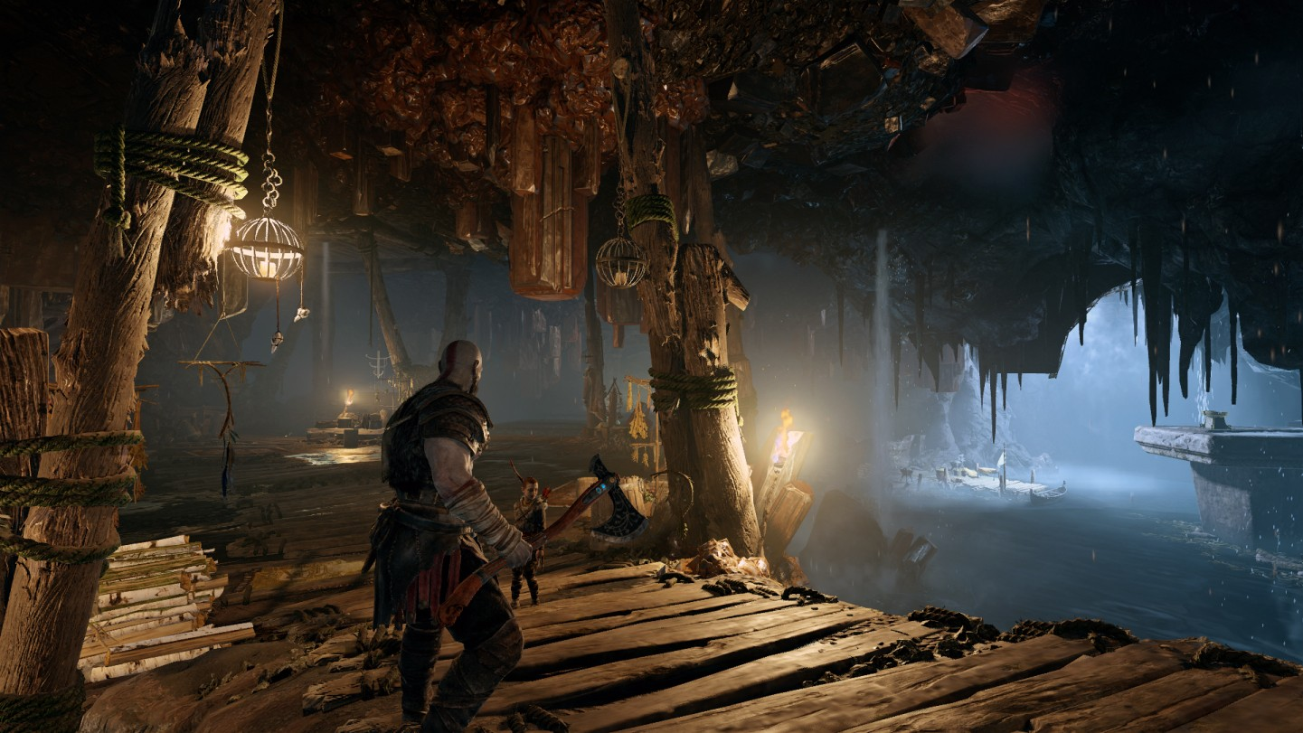 God of War Screenshots