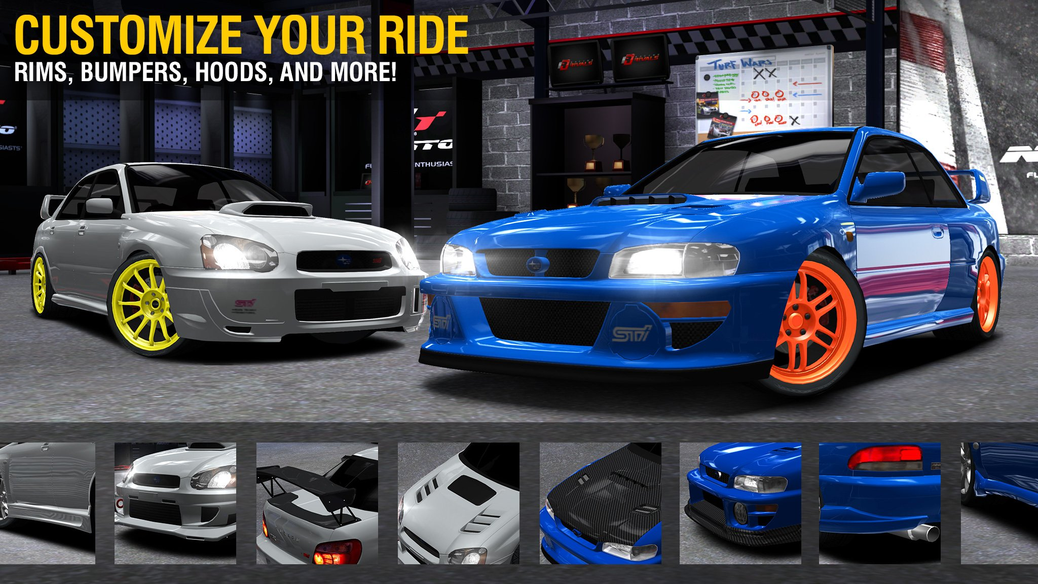 Build Your Own Camaro >> Racing Rivals Archives - GameRevolution