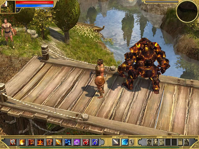 titan quest game